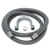 Extension Drain Hose Water Pipe For Hotpoint Washing Machine 2.5M