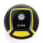 120W autoband inflator luchtpomp mechanisch horloge Draadlengte 3m Buislengte 55cm Met verlichting voor Motorfiets Bike Ball