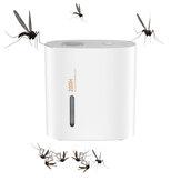 Hogar portátil inteligente eléctrico repelente de mosquitos líquido repelente de insectos USB de carga anti-mosquito líquido repelente de mosquitos 3 control de velocidad
