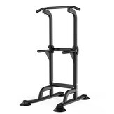 MIKING 4001F tour de puissance multifonction réglable barre de traction Gym musculation Fitness Dip Stands Pull Up Muscle Workout Equipment Charge Max 200kg