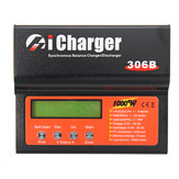 iCharger 306B 1000W 30A 1-6S DC Lipo Battery Balance Charger Discharger