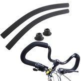 BIKIGHT Bisiklet Bisiklete binme Köpüğü Kelebek Saplı Kapaklı Kapak, Sonsuz Polis Bisiklet Kolu