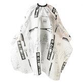 Strumento per lo styling Taglio professionale Capelli Mantello per stoffa impermeabile Taglio Barbiere Cape CapelliVestito per vestire per CapelliVestito per mantello Capellicut