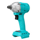 Brushless Electric Wrench Cordless Rechargeable Impact Wrench For Makita 18V Battery