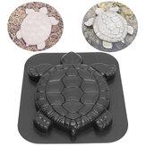 Molde da pedra de piso da tartaruga da tartaruga do ABS para pavimentar a paisagem do jardim