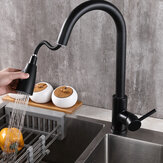 Bakeey Touch Switch Faucets Three Ways Sink Mixer Kitchen Sensor Water Tap For Kitchen Bathroom