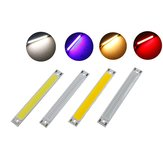 5 pcs 1 W 3 W LED COB Lâmpada Módulo Chip Bar Barras 60x8mm para DIY Fonte de Luz DC2-2.6V / DC3-3.7 V