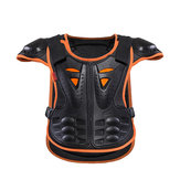 HEROBIKER Motocross Motorcycle Child Skiing Skating Spine Shoulder Chest Guard Mesh Cloth Kids Armor