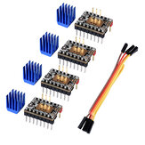 BIGTREETECH® TMC2225 Stepper Motor Driver UART StepStick Mute for SKR V1.3 mini E3 3D Printer Parts