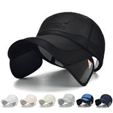 Unisexe Outdoor Sun Visor Casual Sports Baseball Cap Fashion Respirant Pulling Caps Casquettes de baseball