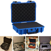 Waterproof And Shockproof Hard Carrying Case With Tool Storage Box / Portable
