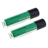 4Pcs Soshine 1.2v 1100mah AAA Ni-MH Battery Protected Rechargeable Battery + Battery Box