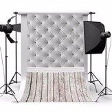 3x5ft vinil tartós fotóstúdió egyedi fa padlóval készült fényképészeti háttér
