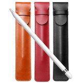 Potlood PU Leather Case Cover Touch Stylus Pen Bescherm Pouch Bag Voor Tablet Laptop Stylus Bag