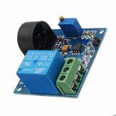 DC 12V 5A過電流保護センサーモジュールAC電流検出リレーモジュールスイッチ出力
