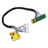 LED LCD 2 in 1 EDID Notebook LCD Screen Code Chip Data Read Cable For RT809F RT809H CH341A TL866CS and TL866A Programmer