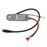 Painel com medidor elétrico de scooter para 36V / 42V 350W XT30 / controlador de motor XT60