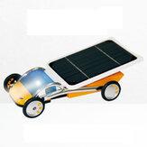 Εξερεύνηση του παιδιού EK-D020 Creative DIY Assembly Remote Control Solar Powered Car Science Model πειραματικής πρώτης εκπαίδευσης