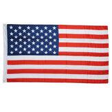 5ft x 3ft الولايات المتحدة الأمريكية العلم الوطني راية