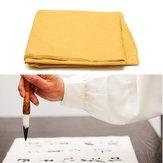 10 piezas de papel de arroz chino Xuan papel de arroz largo de fibra de caligrafía pintura hojas de papel