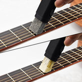 Dubbele Purpose Gitaar Bass String Finger Board Cleaner Roestreinigingsgereedschap