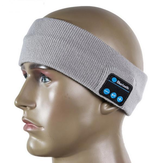 Bluetooth Sport Sweat Headbrand sem fios mãos-livres Música Sports Smart Caps Call Answer Hears-hea livre