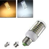 E14 / B22 / E27 LED電球9W SMD 4014 138 900LMピュアホワイト/暖かいホワイトコーンライトランプAC 220V