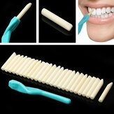 Teeth Whitening Dental Peeling Stick + 25Pcs Cleaning Eraser