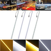 7.2W 50CM DC12V 7020 36SMD LED Aluminum Alloy Shell Under Cabinet Strip Light