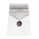 NAOMI K06 17 tasti Kalimba Thumbs Piano Musical Instruments