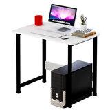 Computer in legno Scrivania per laptop Tavolo moderno Scrivania da studio Mobili per ufficio Postazione di lavoro per PC per studio in casa Soggiorno