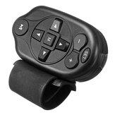Botão do volante sem fio Controle Remoto para DVD estéreo automotivo GPS universal