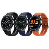 [Bluetooth通話] AllCallActive1.3インチフルラウンドタッチスクリーンECG心拍数血圧SpO2モニター音楽カメラ制御スマートウォッチ
