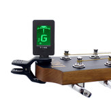 IRIN T-100 Portable Guitar Tuner Tuning for Guitar Bass Violin Ukulele