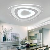 लिविंग रूम होम के लिए 16W आधुनिक अल्ट्राथिन एलईडी फ्लश माउंट छत लाइट 3 रंग समायोज्य