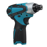 10.8V Cordless Electric Impact Drill Screwdriver Stepless Speed Change Switch For Makita Battery