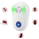 Repelente eletrônico do mosquito da tomada repelente do mosquito da praga ultra-sônica