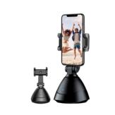 360°フェイストラッキングジンバルオートスマートAIホルダーライブブロードキャストforVlog Video Recor Selfie Shooting Smartphone Selfie