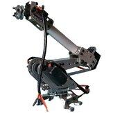6DOF Mecânico Garra de braço de robô com servos para robótica DIY Kit