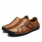 Menico Vera Pelle Gancio Loop Oxfords