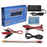 iMax B6 80W 6A البطارية التوازن شاحن T Plug الناتج لـ 1-6S Lipo البطارية
