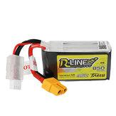 TATTU R-LINE 1.0 11.1V 850mAh 95C 3S Lipo Batteria XT60 Spina per multirotore da 100mm a 180mm FPV