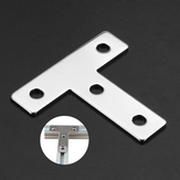 Machifit 2020T T Shape Connector Connecting Plate Joint Bracket for 2020 Aluminum Profile