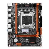 Základní deska HUANANZHI X79 4M M-ATX USB3.0 SATA NVME NGFF M.2 SSD Podpora REG ECC paměti a procesoru Xeon E5 C2/V1/V2 2640
