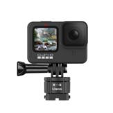 ULANZI GP-11 GoPro Magnetventil mit Schnellverschluss für GoPro HER0 9/8/7/6 / Max DJI Osmo Aktion