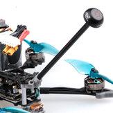 Flywoo ATOMIC 5,8 GHz 3dBi 30 mm / 60 mm / 100 mm / 130 mm Comprimento RHCP MMCX FPV reto Antena para versão analógica do sistema FPV