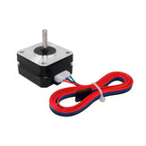 17HS4023 24v 4-Lead 2 Phase Nema17 Stepper Motor with Cable for 3D Printer Titan Extruder