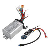 36V 350W Motor Controller+Dashboard For Scooter Electric Bicycle E-bike