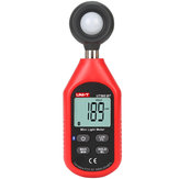 UNI-T UT383BT Bluetooth Luxmeter Luxuminer Illuminometer Mini Light Meter Urządzenia do testowania środowiska Handheld Type