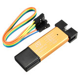 3.3V 5V XTW ST-li<x>nk V2 STM8 / STM32 Симулятор Программист Отладчик Загрузчик Отладчик с 20см дуплексной проволокой